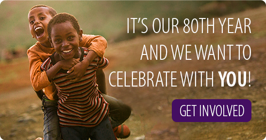 Celebrate our 80th anniversary!