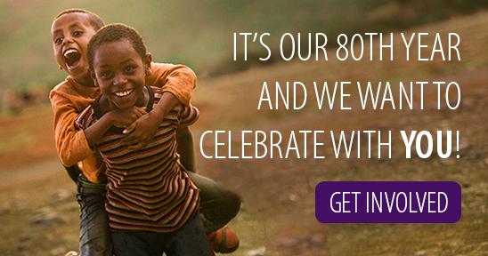 Celebrate our 80th anniversary!